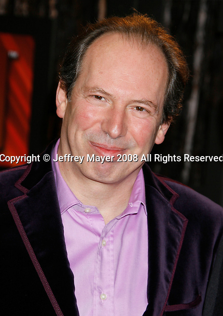 SANTA MONICA, CA. - January 08: Composer Hans Zimmer arrives at VH1's 14th Annual Critics' Choice Awards held at the Santa Monica Civic Auditorium on January 8, 2009 in Santa Monica, California.