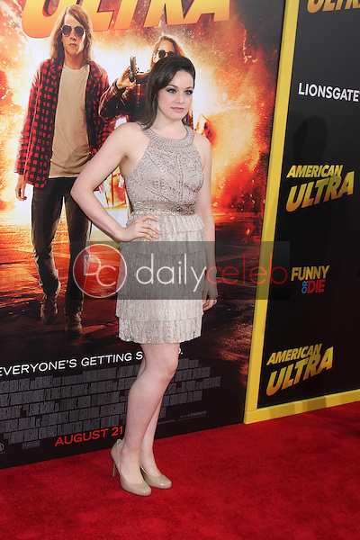"""Shelley Regner<br /> at the """"American Ultra"""" Los Angeles Premiere, Ace Hotel, Los Angeles, CA 08-18-15<br /> David Edwards/Dailyceleb.com 818-249-4998"""