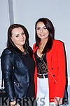 Trish Nagle Castlemaine and Theresa Moynihan Barradubh at the Jenny Greene concert in the INEC on Saturday night