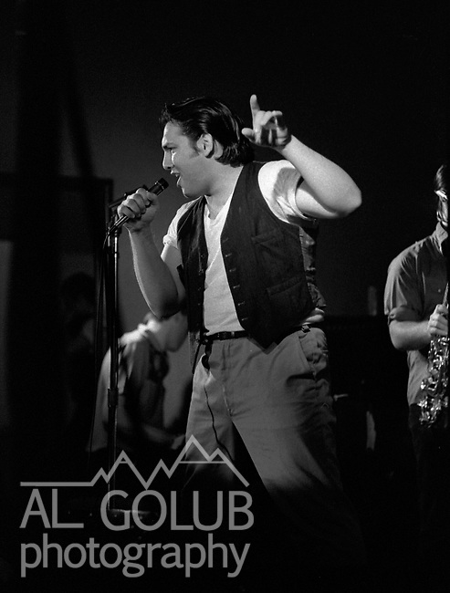 Butch Whacks and the Glass Packs, Modesto,Ca,March 8th, 1974 At The California Ballroom Rockn' Chair Productions.<br /> Photo by Al Golub/Golub Photography