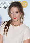 Grace Gummer<br />  at The  Los Angeles Season 3 Premiere of HBO's series THE NEWSROOM held at The DGA in West Hollywood, California on November 04,2014                                                                               &copy; 2014 Hollywood Press Agency