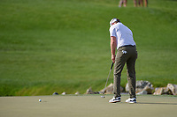 Eddie Pepperell (ENG) watches his putt on 13 during round 3 of the Arnold Palmer Invitational at Bay Hill Golf Club, Bay Hill, Florida. 3/9/2019.<br /> Picture: Golffile | Ken Murray<br /> <br /> <br /> All photo usage must carry mandatory copyright credit (© Golffile | Ken Murray)