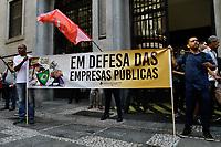 05.07.2018 - Ato contra a privatização de estatais em SP