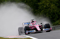 17th July 2020, Hungaroring, Budapest, Hungary; F1 Grand Prix of Hungary,  free practise sessions;  11 Sergio Perez MEX, BWT Racing Point F1 Team, Budapest Hungary