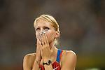Women's High Jump final, Svetlana Shkolina (Russia) National Stadium, Summer Olympics, Beijing, China, August 23, 2008