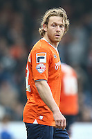 Craig Mackail-Smith of Luton Town during the Sky Bet League 2 match between Luton Town and Crawley Town at Kenilworth Road, Luton, England on 12 March 2016. Photo by David Horn/PRiME Media Images.