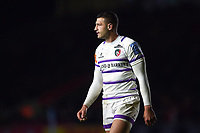 Jonny May of Leicester Tigers. Gallagher Premiership match, between Harlequins and Leicester Tigers on May 3, 2019 at the Twickenham Stoop in London, England. Photo by: Patrick Khachfe / JMP