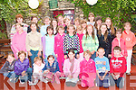 2407-2410.---------.Kerry Hospitality.-----------------.Limerick Outreach Group who are hosting a large group of children from Chernobyl,organised a visit to the Kingdom last Saturday,1st to Waterworld Activity centre Castlegregory,then into NatterJacks bar/restaurant for some lovely food compliments of Tralee couple John&Gerldine Quirke who recently started leasing the premises and then into Tralee for some fun in TobyWorld before heading back to their host families in Limerick.