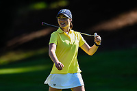 Caitlin Maurice of BOP. Toro New Zealand Womens Interprovincial Tournament, Waitikiri Golf Club, Christchurch, New Zealand, 4th December 2018. Photo:John Davidson/www.bwmedia.co.nz