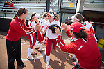 2014 NCAA Softball: North Dakota at Wisconsin