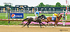Ira winning at Delaware Park on 8/9/15