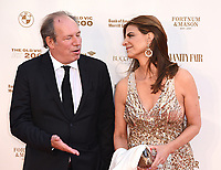 Hans Zimmer, Dina De Luca at The Old Vic Bicentenary Ball held at The Old Vic, The Cut, Lambeth, London, England, UK on Sunday13 May 2018.<br /> CAP/MV<br /> &copy;Matilda Vee/Capital Pictures