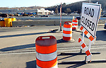WATERBURY CT. 11 December 2018-121018SV05-I84 construction project, Plank Road is set to open this week in Waterbury.<br /> Steven Valenti Republican-American