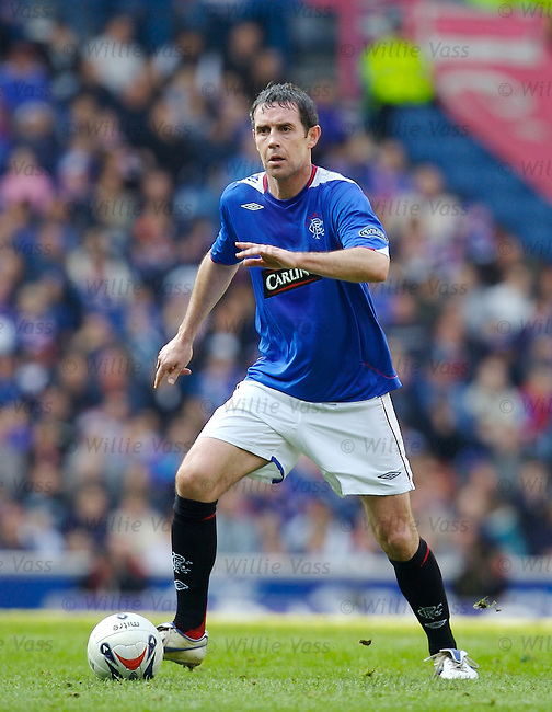 David Weir, Rangers.stock season 2006-2007.pic willie vass
