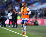 Chelsea's John Terry warms up during the FA Cup Semi Final match at Wembley Stadium, London. Picture date: April 22nd, 2017. Pic credit should read: David Klein/Sportimage