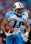 24 December 2006: Tennessee Titans wide receiver Bobby Wade (19) in action against the Buffalo Bills at Ralph Wilson Stadium in Orchard Park, New York. The Titans edged out the Bills 30-29.&amp;#xA; &amp;#xA;Mandatory Photo Credit: Ed Wolfstein Photo<br />