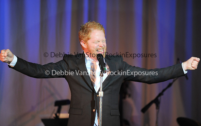 Jesse Tyler Ferguson at the Les Girls 10th Annual Cabaret fundraiser for National Breast Cancer Coalition Fund -NBCCF- held at Avalon in Hollywood, California on October 04,2010                                                                               © 2010 Debbie VanStory / RockinExposures