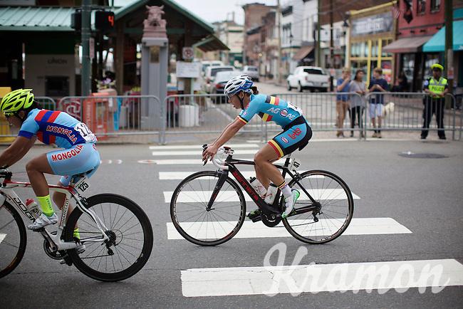 Elite Women Road Race<br /> UCI Road World Championships Richmond 2015 / USA