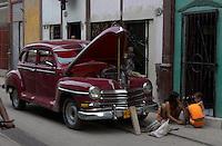 cars on Cuba