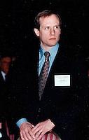 Montreal (Qc) CANADA - Jan 1997 File Photo -Louis Audet. cogeco