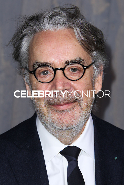 """HOLLYWOOD, CA - DECEMBER 02: Howard Shore arriving at the Los Angeles Premiere Of Warner Bros' """"The Hobbit: The Desolation Of Smaug"""" held at Dolby Theatre on December 2, 2013 in Hollywood, California. (Photo by Xavier Collin/Celebrity Monitor)"""