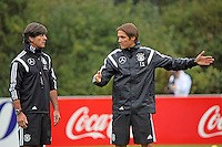 08.10.2014: Training der Nationalmannschaft