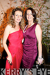 Finesse Mock Wedding Organisers: Mags &  Liz Horgan of Finese Bridalwear, Listowel, organisers of the Mock Wedding Party  held in the Listowel arms Hotel on Saturday night.
