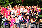 Members of the Tralee Born to Run club who took part in the Killarney Women's Mini Marathon on Saturday last.