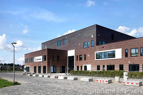 Nederland Almere  2018.   Sterrenschool De Ruimte in Almere Poort.   Foto Berlinda van Dam / Hollandse Hoogte