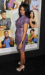 """HOLLYWOOD, CA - FEBRUARY 09: Regina Hall arrives at the """"Think Like A Man"""" Los Angeles Premiere at the ArcLight Cinemas Cinerama Dome on February 9, 2012 in Hollywood, California."""