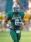 Baylor Bears cornerback Ahmad Dixon (6) in action during the game between the Rice Owls and the Baylor Bears at the Floyd Casey Stadium in Waco, Texas. Baylor defeats Rice 56 to 31..