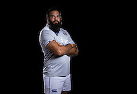 Kane Palma-Newport poses for a portrait at a Bath Rugby photocall. Bath Rugby Media Day on August 24, 2016 at Farleigh House in Bath, England. Photo by: Rogan Thomson / JMP / Onside Images