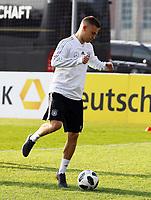 Joshua Kimmich (Deutschland, Germany) - 25.03.2018: Training der Deutschen Nationalmannschaft, Olympiastadion Berlin