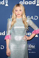 BEVERLY HILLS, CA - APRIL 12: Chloe Grace Moretz at the 29th Annual GLAAD Media Awards at The Beverly Hilton Hotel on April 12, 2018 in Beverly Hills, California. <br /> CAP/MPIFS<br /> &copy;MPIFS/Capital Pictures
