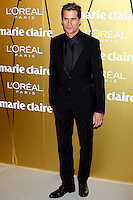 Mark Vanderloo attend Marie Claire Prix de la Moda awards 2012 at French Embassy in Madrid. November 22, 2012. (ALTERPHOTOS/Caro Marin) /NortePhoto