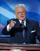 Boston, MA - July 27, 2004 -- United States Senator Ted Kennedy (Democrat of Massachusetts) speaks at the 2004 Democratic National Convention in Boston, Massachusetts on July 27, 2004..Credit: Ron Sachs / CNP