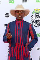 LOS ANGELES - SEP 8:  D?Wayne Wiggins at the EIF Presents: XQ Super School Live at the Barker Hanger on September 8, 2017 in Santa Monica, CA