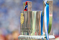 King's Cup before Copa del Rey (King's Cup) Final between Deportivo Alaves and FC Barcelona at Vicente Calderon Stadium in Madrid, May 27, 2017. Spain.<br /> (ALTERPHOTOS/BorjaB.Hojas) /NortePhoto.com