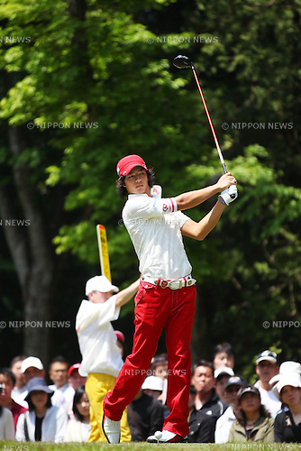 Ryo Ishikawa (JPN), May 8th, 2011 - Golf : The Legend Charity Pro-am Tournament, Final Round at Asakura Golf Club, Chiba, Japan. (Photo by Daiju Kitamura/AFLO SPORT) [1045]