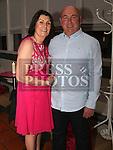Ann and Sam Kenny at the Drogheda Boys Anniversary Dinner.<br /> <br /> Photo: Jenny Matthews