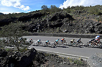 ITALIA. 09-05-2017. Etapa 4 entre Cefalu' a Etna con 181 kms de la versión 100 del Giro de Italia hoy 09 de mayo de 2017. / Stage 4 winner between Cefalu' to Etna with 181 kms of the 100 version of the Giro d'Italia today 09 May 2017 Photo: VizzorImage/  Fabio Ferrari / LaPresse<br /> VizzorImage PROVIDES THE ACCESS TO THIS PHOTOGRAPH ONLY AS A PRESS AND EDITORIAL SERVICE AND NOT IS THE OWNER OF COPYRIGHT; ANOTHER USE HAVE ADDITIONAL PERMITS AND IS  REPONSABILITY OF THE END USER
