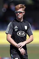 Ollie Pope of Surrey warms up during Essex Eagles vs Surrey, Vitality Blast T20 Cricket at The Cloudfm County Ground on 5th August 2018