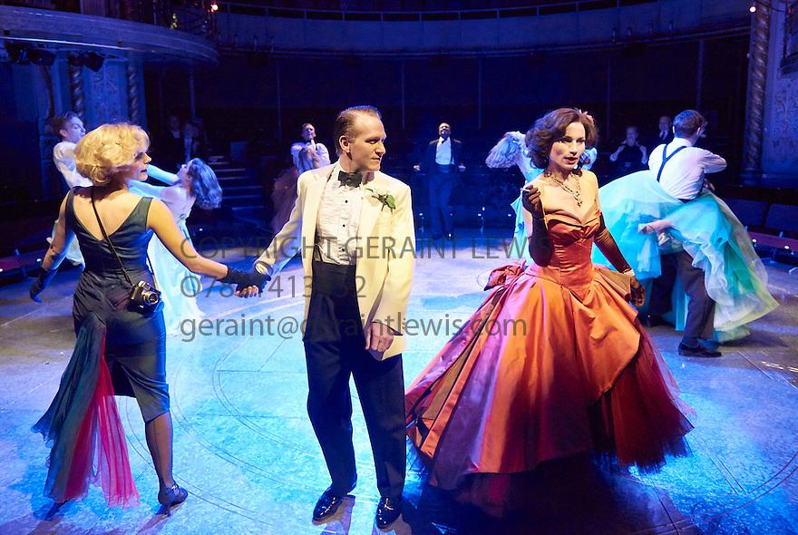 Lyric cole porter lyrics : High Society , Theatre Photocall, Old Vic Theatre, London, UK ...
