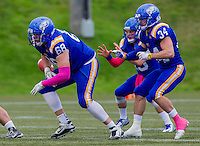 2014.10.18 UBC Football vs. Regina