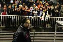 Japanese kids fans & Homare Sawa (Leonessa), FEBRUARY 2, 2012 - Football / Soccer : Charity match between FC Barcelona Femenino 1-1 INAC Kobe Leonessa at Mini Estadi stadium in Barcelona, Spain. (Photo by D.Nakashima/AFLO) [2336]