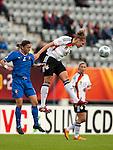 Kim Kulig, Alessia Tuttino, QF, Germany-Italy, Women's EURO 2009 in Finland, 09042009, Lahti Stadium.