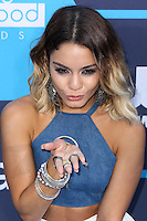 LOS ANGELES, CA, USA - JULY 27: Actress Vanessa Hudgens arrives at the 16th Annual Young Hollywood Awards held at The Wiltern on July 27, 2014 in Los Angeles, California, United States. (Photo by Xavier Collin/Celebrity Monitor)