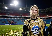 Oslo, 20091108. Cupfinalen, Molde-Aalesund. Tor Hogne Aarøy