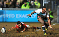 Leicester Tigers v Munster Rugby. European Rugby Champions Cup