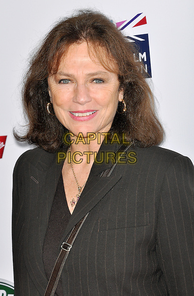 28 February 2014 - Los Angeles, California - Jacqueline Bisset. GREAT British Film Reception to honor the British Oscar nominees, hosted by Consul General Chris O'Connor at the British Residence. <br /> CAP/ADM/CC<br /> &copy;CC/AdMedia/Capital Pictures